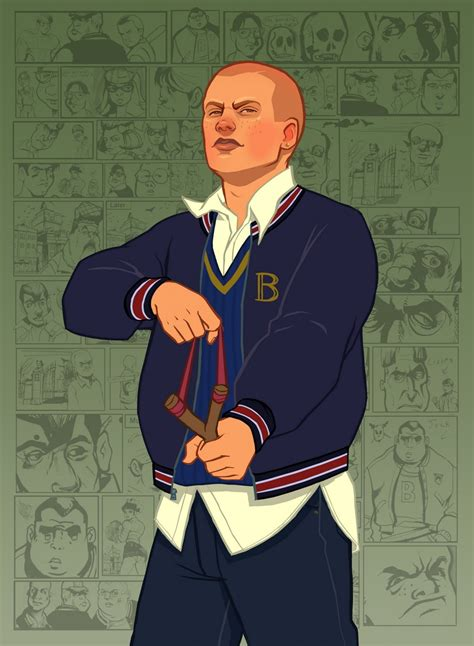 Bully Scholarship Edition Characters