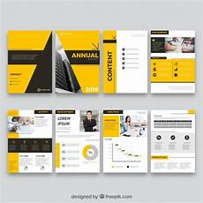 Annual Report Layout Design Annual Report Vectors Photos And Psd Files Free Download