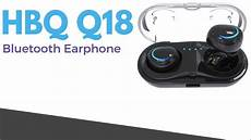 Truly Wireless Bluetooth Earphone With 650mah by Truly Wireless Hbq Q18 Bluetooth Earphone 650mah
