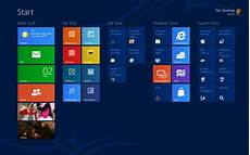 Windows 10 Home Screen Windows 8 Customer Preview Not Really Impressed My