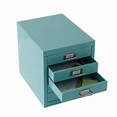 new a4 drawer mini filing unit blue 5 storage cabinet