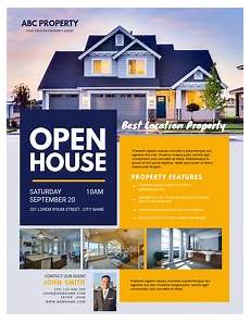 Real Estate Open House Flyers Customize 1 760 Real Estate Flyer Templates Postermywall