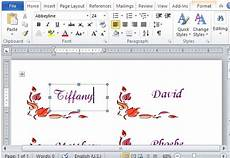 place card template on word thanksgiving place cards maker template for word