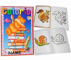 Kinder Malvorlagen Xl Xl Malbuch Mit Bunten Bilder Vordrucken 32 Seiten Incl