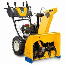 Horsepower To Cc Conversion Chart For Snowblowers Cub Cadet 2x 26 In 243cc 2 Stage Electric Start Gas Snow