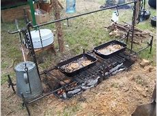 Cooking, Cowboy grill and Trench on Pinterest