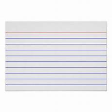 Print 3x5 Index Cards 9 Best Images Of Printable Index Cards With Lines
