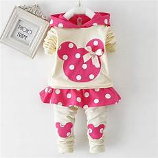 baby minnie mouse clothes new autumn baby clothing set minnie mouse