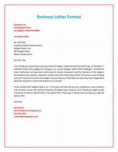 Best Business Letters 35 Formal Business Letter Format Templates Amp Examples ᐅ