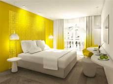 da letto gialla arredare con il giallo un colpo di sole dentro casa