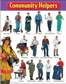 Our Helpers Chart Chart Community Helpers By Trend Enterprises Social