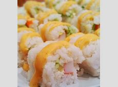 It's A Mom's World: Sushi (without Nori)