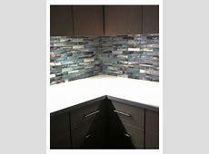 New York in 2019   Glass backsplash kitchen, Mosaic backsplash, Kitchen backsplash