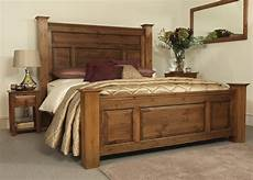 luxury solid wood bed frame the ambassador bed