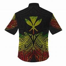 hawaii polynesian reggae pride map and seal clothing for