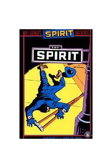 The Spirit Archives Willeisner Com