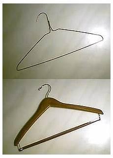 clothes hanger clothes hanger