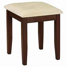 three posts kortright upholstered dressing table stool