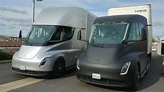 2020 tesla semi tesla 2020 delivery for semi as daimler and volvo