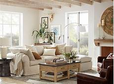 pb air sectional living room pottery barn