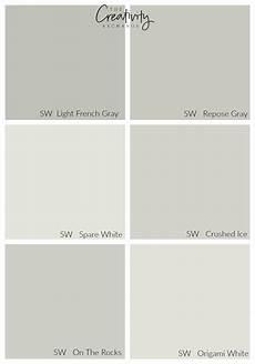 Sherwin Williams White Color Chart Sherwin Williams Light French Gray Color Spotlight