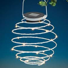 Spiral Solar Lights Solar Spiral Led Lantern Bits And Pieces