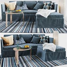 Sofa Seat Mat 3d Image by 3d Brathult 3 Seat Sofa Cgtrader