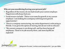 Reasons For Leaving Current Job Reason Why You Want To Leave Your Current Job Job Retro