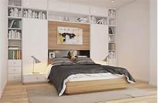 oggetti per la da letto mensole moderne per arredare la da letto