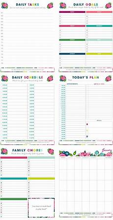 Printable Time Management Sheets Planner Template Free