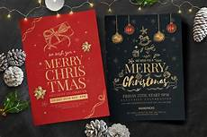Christmas Poster Templates Christmas Poster Template In Psd Ai Amp Vector Brandpacks