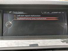 Parking Light Failure Bmw 3 Series Bmw Daylight Running Lights Malfunction British Automotive