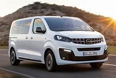 Opel Zafira 2019 by Nuova Opel Zafira 2019 Primo Contatto A Francoforte