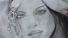 desenho de pessoas como desenhar um rosto realista incrivelmente simples