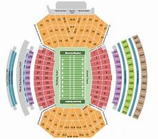Nebraska Cornhuskers Stadium Seating Chart Nebraska Cornhuskers Tickets College Football Big 12 Unl