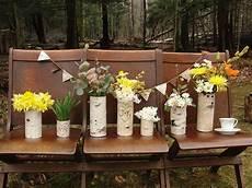 rustic wedding ideas woodland weddings by etsy centerpiece