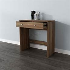 westwood wood makeup jewellery dressing table desk with 2