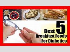 Tasty Diabetic breakfast recipes   Healthy Breakfast for