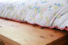 How To Make A Cover Sheet For A Paper Diy Duvet Cover Comforter Cover From Two Flat Sheets My