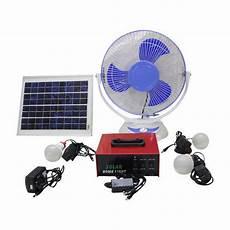 Kirloskar Solar Home Lighting System 10 W Solar Home Led Lighting System With Fan Warranty 1