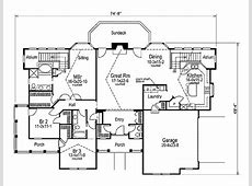 Cape Cod Style House Plan   3 Beds 2.5 Baths 2125 Sq/Ft Plan #57 302