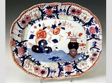Huge Masons Spode Ironstone Japan Imari Antique English