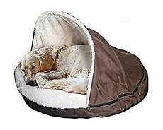large plush fleecy pet cave soft bed for or cat