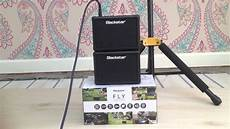 blackstar fly 3 stereo pack 103 extension cab demo