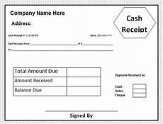 Cash Receipt Format Doc Sample Cash Receipt Template 21 Free Documents In Pdf Word