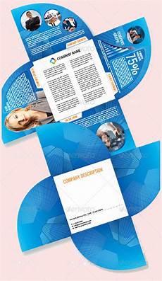 Cool Brochure Templates Free 21 Die Cut Brochure Templates In Psd Vector Eps