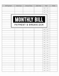 Online Bill Organizer Spreadsheet We Analyzed 7 592 Reviews To Find The Best Bill Organizer