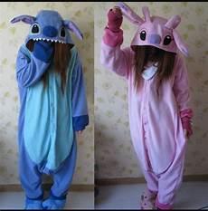 traje pijama de lilo y stitch pijama de stich pijama de