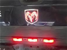 Lighted Dodge Ram Tailgate Emblem Dodge Ram Cummins 4x4 Diesel Dually Tailgate Emblem Body