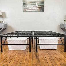 classic brands hercules 14 quot steel bed frame sears